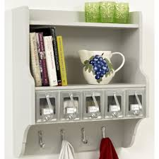 simple small kitchen wall shelving ideas image 10