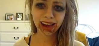 basic zombie makeup how to make a zombie face using makeupzombie makeup tutorials that will make you