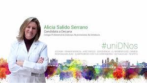 E... - Alicia Salido Serrano - Candidatura Elecciones Codinan.