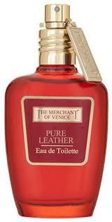Купить <b>туалетная</b> вода The Merchant of Venice <b>Pure Leather</b> 50 мл ...