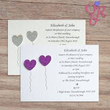 wedding invitations with hearts postcard invitations occasions by rebecca ltd