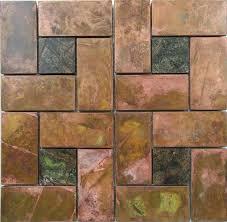 copper mosaic tile copper mosaic tiles copper mosaic floor tiles