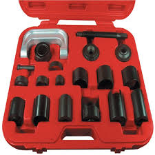 ball joint press tool. astro pneumatic ball joint service tool with master adapter set press