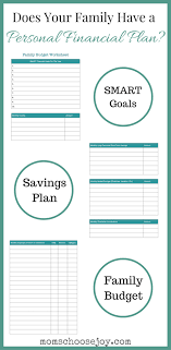 free family budget worksheet how to create your familys personal financial plan