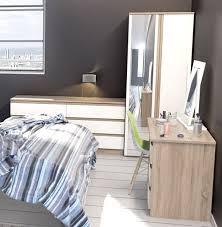 white and grey bedroom furniture. Avenue Truffle Oak And White Gloss Bedroom Furniture. £99-£1099. Grey Furniture E