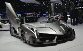 2017 Lamborghini Veneno \u2013 $4,500,000