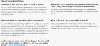 How To Reject A Job Candidate Exclusive How Airbnb Gave Its Candidate Experience A Makeover
