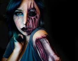 ad horror makeup transformations 28
