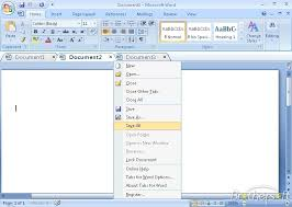 office word download free 2007 download free office tab office tab 9 51 download