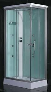 SP107L & R are a small, fully enclosed rectangular shower cabins 1000mm x  700mm x