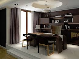 ideas for decorating office. Superb Home Office Decorating Ideas 9 Minimalist Styles For