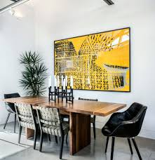Must See In San Francisco For A Contemporary Dining Room With A - Track lighting dining room