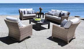 contemporary wicker patio furniture