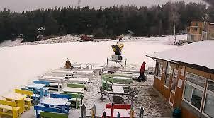 √ Уеб камера №2 в ски зона
