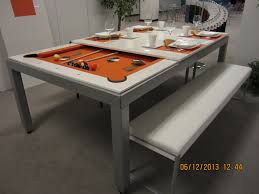 Combination Pool Table Dining Room Table Cool Pool Tables Family Room Modern With Billiard Table Contemporary