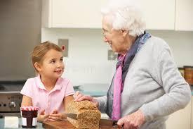 Resultado de imagen de abuela y nieta