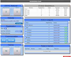 Sports League Schedule Maker Free Sports League Management Software Schedule Maker