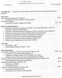 Resume Sample For Canada Early Childhood Educator Resume Sample