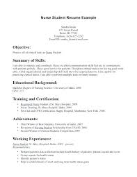 Nurse Anesthetist Resume Best Student Nurse Sample Resume Example Nurse Anesthetist Resume Free