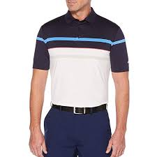 By The Way Clothing Size Chart Amazon Com Callaway Mens Road Map Stripe Polo Peacoat Xx