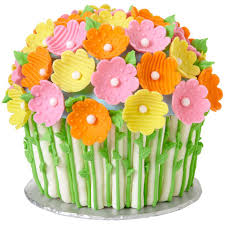 Flowers For Mothers Day Giant Cupcake Cake Wilton
