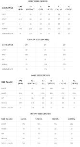 Gymshark Size Chart 54 Explanatory Helly Hansen Sizing Chart Uk