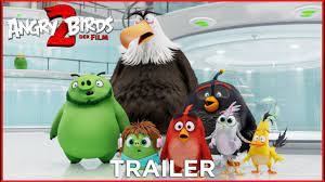 ANGRY BIRDS 2: DER FILM - Trailer 2 HD deutsch | Ab 20.9.19 im Kino -  YouTube