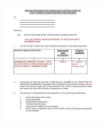 Quotation And Invoice Sample Builder Quotation Business Quotation ...