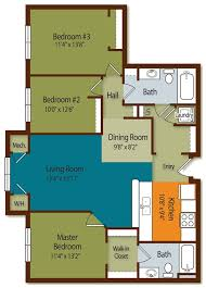 Three Bedroom Apartment For Rent In Harrisonburg   The Luray