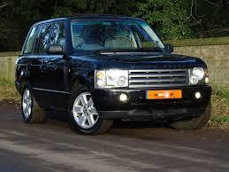 Land Rover Range Rover Vogue 2003 Land Rover Range Rover 4.4 V8 ...