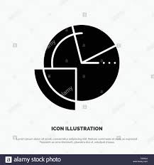 Data Clock Chart Analysis Chart Data Diagram Monitoring Solid Glyph Icon