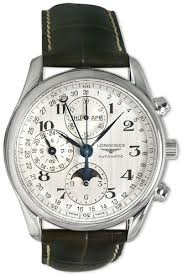longines watches longines master complications moonphase longines watches longines master complications moonphase automatic chronograph transparent case back men s watch amazon co uk watches