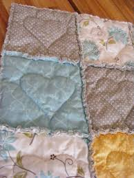 The Complete Guide to Imperfect Homemaking: A Heart-Stitched Baby ... & The Complete Guide to Imperfect Homemaking: A Heart-Stitched Baby Rag Quilt  {Tutorial} Adamdwight.com
