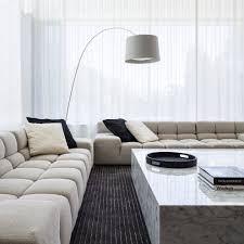 Living Room Contemporary Lamp Jacob Sofa With Modern Bookshelf Living Room Contemporary And
