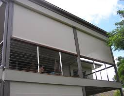stylish outdoor blinds for patio