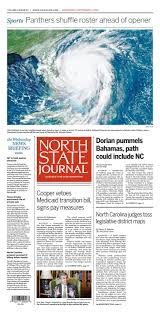 North State Journal Vol 4 Issue 28 By North State Journal
