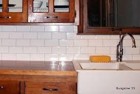 finished tile install