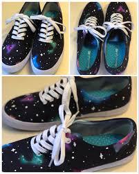 Galaxy Design Shoes Galaxy Shoes