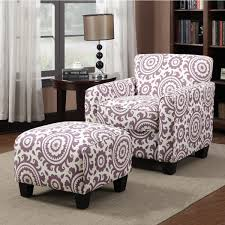 purple accent furniture. Purple Accent Chairs With Beautiful Portfolio Park Avenue Amethyst Medallion Arm Chair And Ottoman Foam, Polyester, Wood Materials Design Furniture E