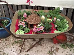 Small Picture How to make wheelbarrow small world gardens for play