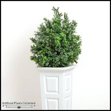outdoor silk plants artificial bushes shrubs faux for planters and flowers fake window boxes