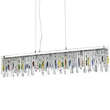 <b>Подвесной светильник Ideal</b> Lux Giada Color SP7