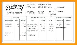 Free Check Stub Templates Fascinating Make Pay Stubs Templates Free Haydenmediaco