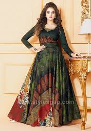 Black Frock Design 2018 Latest Umbrella Cut Dresses Frocks Designs 2020 21 Collection