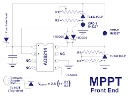 solar panel charge controller circuit diagram images solar charge mppt solar controller circuit diagram pictures to pin
