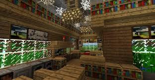 Minecraft Tavern Design Minecraft Interior Design Minecraft Interior Design