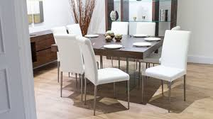8 Seat Square Dining Table Home Design 89 Mesmerizing Square Dining Tables For 8s
