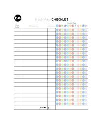 Monthly Bill Template Excel Monthly Bill Organizer Excel