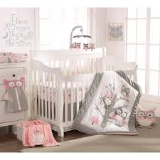 crib bedding with owls from baby