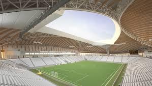Mclane Stadium Seating Chart Virtual Design Al Wakrah Stadium Stadiumdb Com